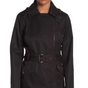 MICHAEL Michael Kors – Asymmetrical Zip Coat